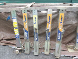 Miller Sperian Skygrip Harness Safety Lifeline Fall Systems Post I beam tools