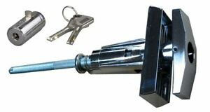 New dixie Narco Early Style Machines t handle Assembly Security Lock Free Ship