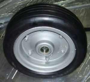 Sicma Finish Mower Solid Wheel Code 6602739 Fits Gm30 Series 48 60 And 72