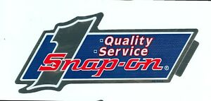 New Vintage Snap On Tools Tool Box Cabinet Sticker Decal 1 Rat Rod Ss686b