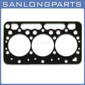 For Kubota Sub Compact Tractor D722 Engine Head Gasket Bx1800d Bx1860d