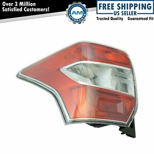 Tail Light Lamp Assembly Lh Lr Driver Side For Subaru Forester New