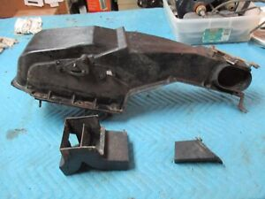 63 Corvette Inner Heater Core Fiberglass Box Nice Gm W Ducts Split Window