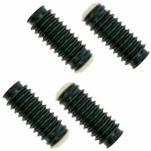 Shock Strut Bellows Dust Boot Bump Stop Front Rear Left Right Set Kit 4pc New