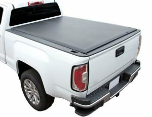 Access 41269 Lorado Roll Up Tonneau Truck Bed Cover 2004 2014 Ford F150 5 6 Bed