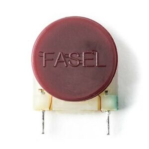 Dunlop Inductor Coil Fasel Toroidal Red For Crybaby Wah Wah Fl 02r