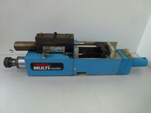 Suhner Bew 12 Multi master Feed Ca 3 5 32in Clamping Tongs Recording Er25 Hot