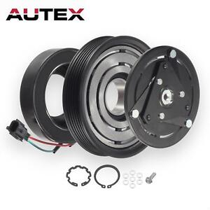 A C Air Conditioning Compressor Clutch Repair Kit For 07 12 Nissan Altima 2 5l