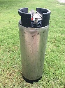 Firestone Spartanburg Challenger 5 Vi Gallon 130 Psi Cornelius Beer Keg Tank