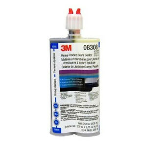3m 8308 Automix Dual Cartridge Heavy bodied Seam Sealer Auto Body Repair
