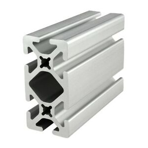 80 20 Inc T slot Smooth 1 5 X 3 Aluminum Extrusion 15 Series 1530 s X 80 N