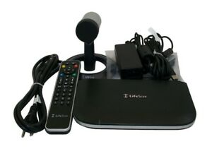Lifesize Passport Video Conferencing System Lfz 014 And Focus Camera Lfz 007