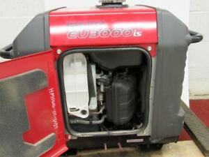 Used Eu3000is Portable Honda Inverter Generato 3000 Surge Watts 2800 Rated Watts