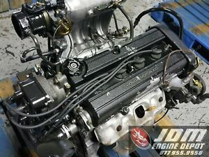 Jdm B20b 99 01 Honda Crv 2 0l Dohc High Compression High Intake Jdm Engine B20b