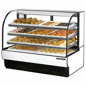 True Tcgd 59 Dry Bakery Display Case