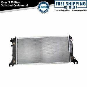 Radiator Assembly Plastic Tanks Aluminum Core For Chevy Gmc Truck Pickup New