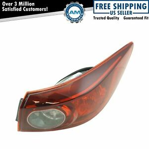 Outer Tail Light Lamp Assembly Passenger Side Rh Rr For Mazda 3 New