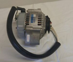 Isuzu Impulse Alternator 1985 1986 Nippondenso Oem Reman