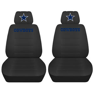 2 Charcoal Dallas Seat Covers 1996 2002 Toyota 4 Runner Separate Headrest Covers