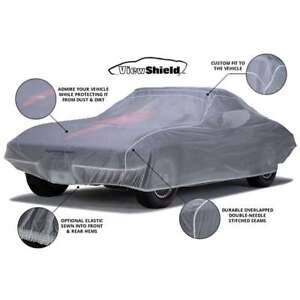 Covercraft Viewshield Indoor Car Cover 1958 To 1962 Chevrolet Corvette C18vs