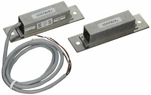 Sentrol 2757 l Surface Mount High security Magnetic Contact Triple Biased Spdt