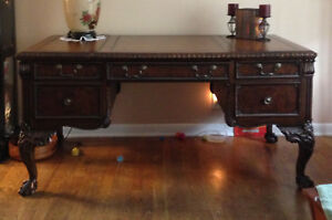 Executive Desk By Sligh Furniture