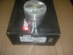 W402p030 Sealed Power Piston 402p30 Big Block Chevy Single Piston New