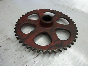 Case Sc Rear Axle Sprocket