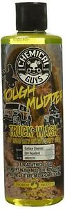 Chemical Guys Cws20216 Tough Mudder Truck Wash Off Road Atv Heavy Duty Soap
