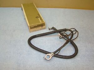 1970 70 Chevrolet Impala Ss Nos Battery Cable Chevy B