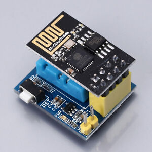 Esp8266 Dht11 Temperature And Humidity Wifi Module Wireless Esp 01 01s 2 5 Lot