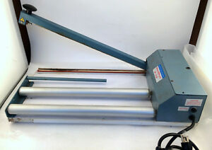 Midwest Pacific Mp 18sw 18 Inch Heavy Duty Impulse Shrink Wrap System