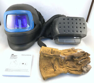 3m Speedglas adflo Powered Air Purifying Respirator System With Case 9100 Fx Air