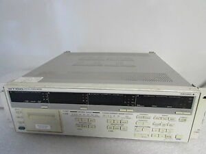 Yokogawa Wt1010 Digital Power Meter Model 253610