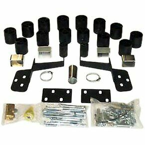 Performance Accessories Body Lift Kit New Chevy Chevrolet C1500 Truck Pa10013