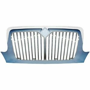 Dorman Grille New Chrome International Harvester 3200 4100 Sba 4200 242 5107
