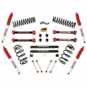 Skyjacker Suspension Lift Kit New For Jeep Wrangler 2003 2006 Tj403bph R