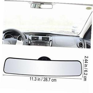 Car Panoramic Rear View Mirror Wide Angle Rear View Mirror For Truck Pickup Rv