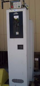 Praxair Up6 H2 Gas Panel With Ultrapurge Up100 Controller And Single Cabinet