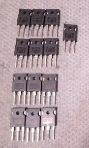 6 Sets Irfp240 Irfp9240 Power Mosfet N Channel Transistor Ships From Usa