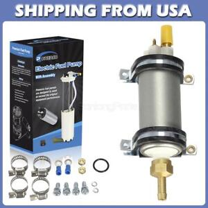 For Msd 2225 High Pressure In Line Electric Fuel Pump 43 Gph 40 Psi Universal