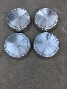 Ford Pickup Truck Dog Dish Center Caps Hubcaps Wheel Covers 80 S 90 S
