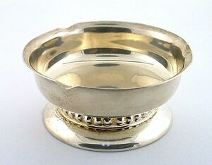 2 3 4 X 1 1 4 Inch Gorham Pure Solid 925 Sterling Silver Ashtray As59