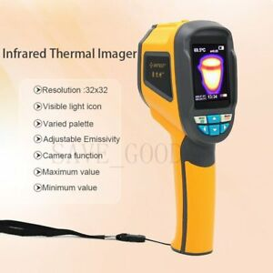 Infrared Thermal Imager Visible Light Camera 1024 Pixel 20 300 c 4g Card Ht02d