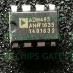 9pcs Rs 485 rs 422 Transceiver Ic Analog Devices Dip 8 Adm485an Adm485anz M485an