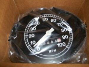 1967 1969 Ford Large Truck Speedometer Nos