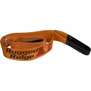 Rugged Ridge Winch Recovery Strap New 15104 11