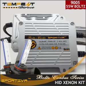 Ram 1500 2500 3500 W Projector 2016 To 2019 9005 Hid Xenon 55w Boltz Canbus Kit