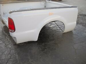 Aa Rust Free Southern Super Duty Oxford White Short Bed F250 F350 Ford 99 2010