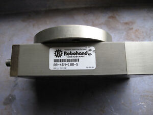 Rr 46m 180 s Robohand Destaco Rotary Cylinder New
